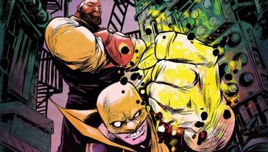 Power man and Iron Fist portada