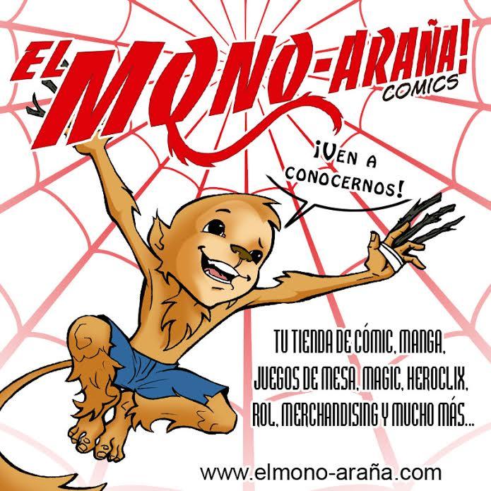 El Mono Araña
