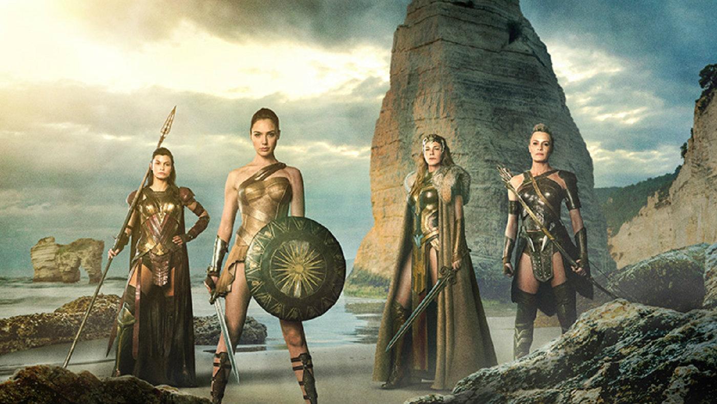 Noticia detalles sobre las amazonas que acompa ar n a for En la mitologia griega la reina de las amazonas