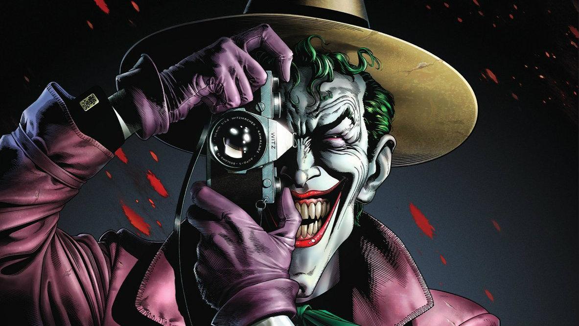 Descargar Batman: La broma mortal Subtitulado por MEGA.