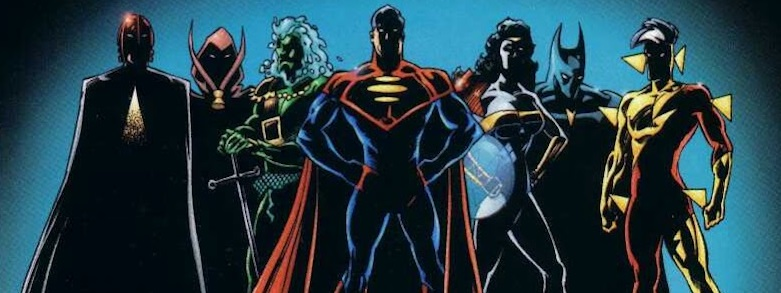 RESEÑA Liga de la Justicia. DC un millón