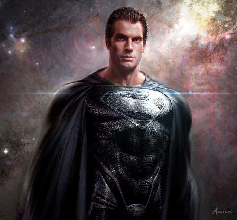 Man Of Steel 2 Batman Costume NOTICIA Henry Cavill d...