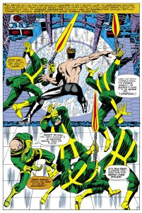 Marvel Gold. Nick Furia, Agente de S.H.I.E.L.D. #1
