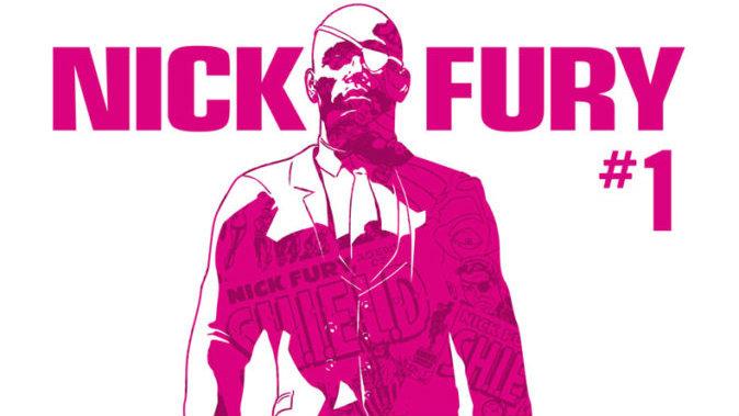 Nueva serie de Nick Fury