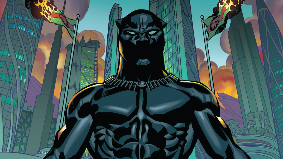 Resultado de imagen para black panther by christopher priest